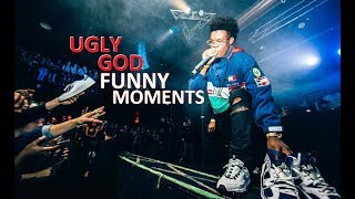 Ugly God FUNNY MOMENTS (BEST COMPILATION)