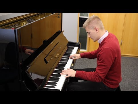 Richard Marx - Right Here Waiting For You Piano Cover