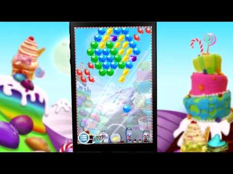 Bubble Shooter Candy   Mobile game for iPhone and iPad
