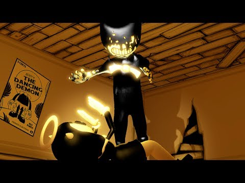 BENDY IS CONTROLLING ALICE ANGEL! | Bendy And The Ink Machine Chapter 4 Reece's Story