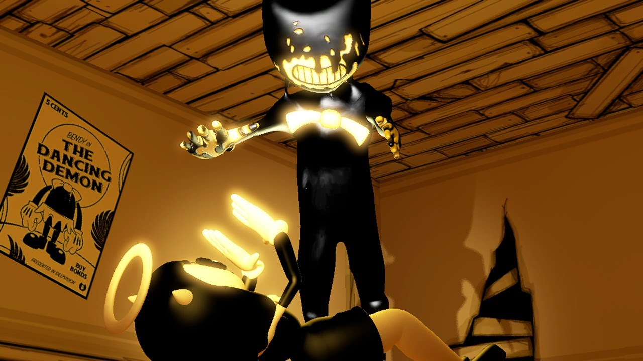 bendy and the ink machine story