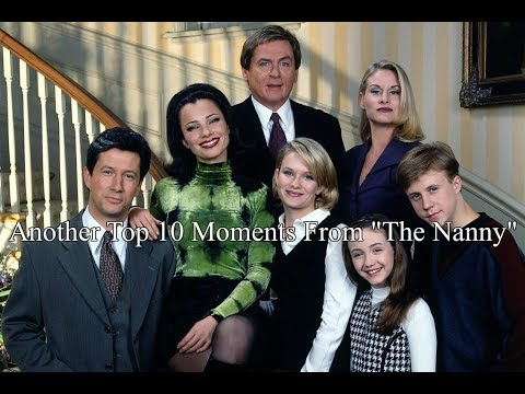Another Top 10 Moments From The Nanny