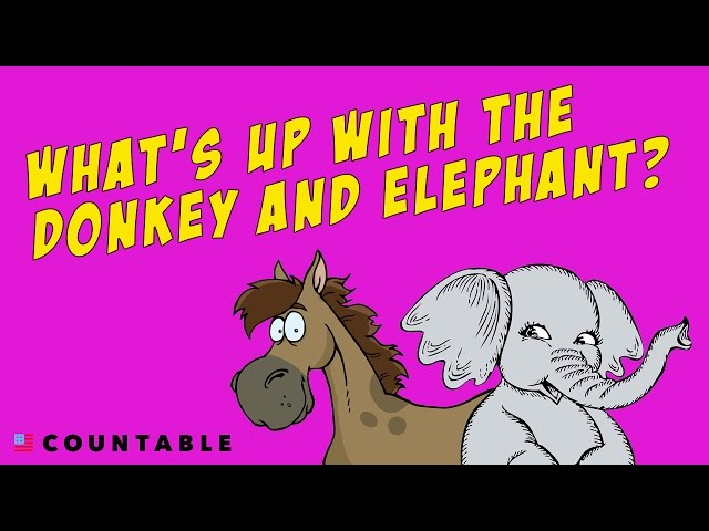 Video Why Is The Elephant The Republican Symbol And The Donkey The