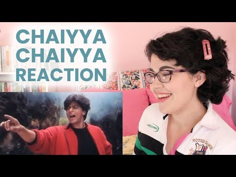 WATCH WITH ME: Chaiyya Chaiyya | SRK Music Video Reaction