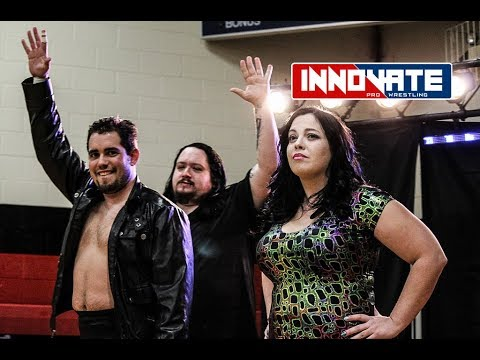 Innovate Wrestling TV #22 - Lenny Stratton & Nicole Pain vs. Jeff Connelly & Saradox