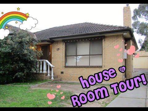 House + Room Tour in Australia | 参观我的房间