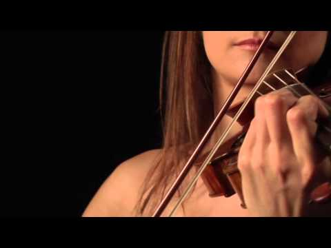 NIGHTFROG.COM - Arabella Steinbacher plays Ysaye  - HD