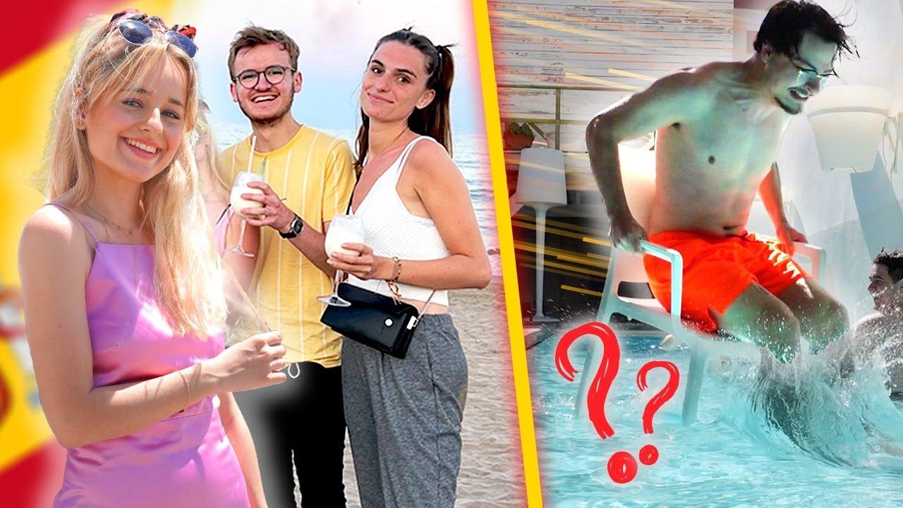 5 youtubeurs enfermés dans une villa en Espagne (on casse tout)