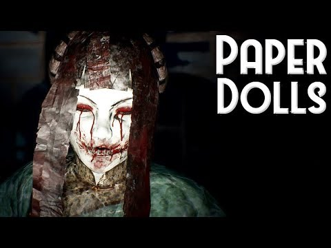 Paper Dolls - Chinese Horror Game - Part 3 [End]