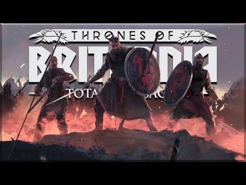TOTAL WAR SAGA: THRONES OF BRITANNIA ◈ Entspanntes erobern ◈ LIVE  [GER/DEU]