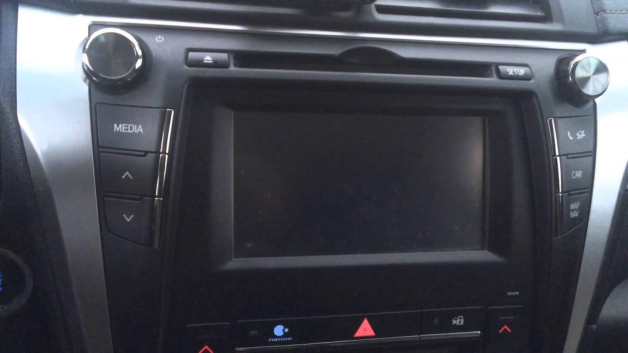 магнитола jbl Toyota Венза #9