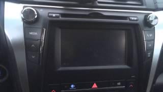 Обновление ПО для Toyota Camry 2015-2016