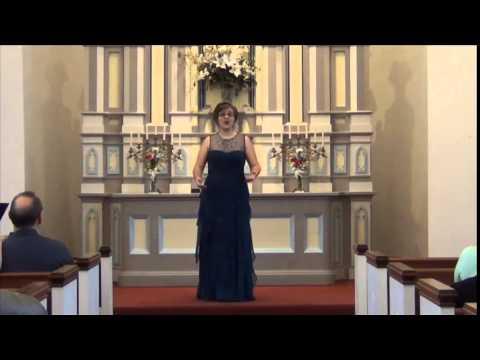 Tisa Wharton Senior Recital