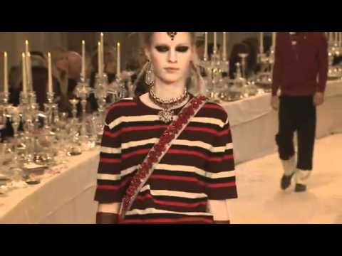 Chanel Paris/Bombay Pre-Fall 2011/12 Full Fashion Show Part 1