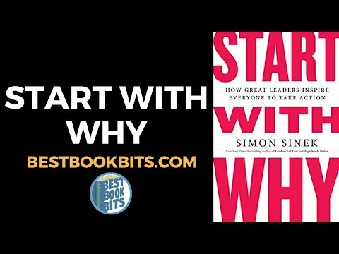 Simon Sinek: Start With Why Book Summary