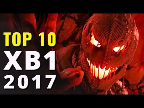 Top 10 Best Xbox One Games of 2017 So Far