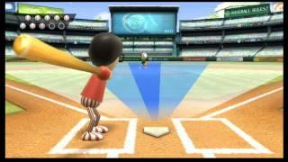 Wii Sports - Training: Baseball
