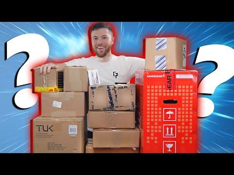 Unboxing Random Tech & Keebs Haul – July!