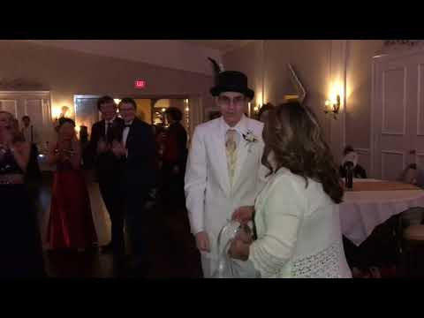 North Muskegon crowns 2018 prom king and queen