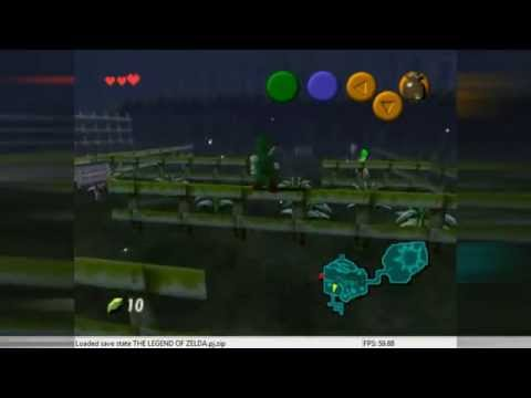 Zelda Ocarina Of Time Chaos Edition ROM Hack - Part 2 HOW DO I QUIP?