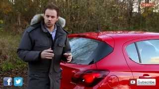 Brand New 2015 Vauxhall Corsa Review and Road Test