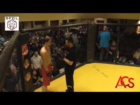 ACSLIVE.TV Presents So Fly Combat League Levi Kincaid Vs Tony Sterk