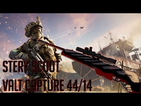 WARFACE - STEYR SCOUT /VALT CAPTURE / CARREGUEI #3 44/14