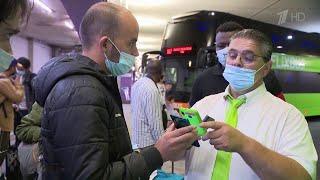 Ситуация с коронавирусом в мире остается напряженной