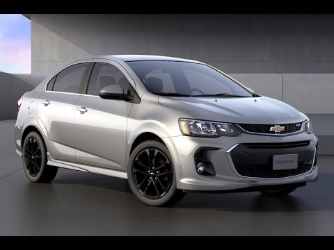 Chevrolet Sonic 2017 Car Review - YouTube