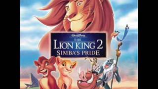 The Lion King II Soundtrack- Upendi