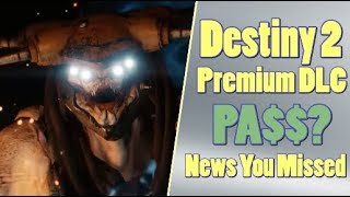 Destiny 2 Annual Pass is Asking Players for MORE MONEY