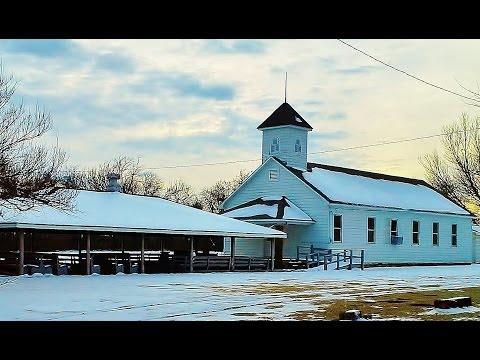 Creek Hymns at Wewoka Indian Baptist Church-Wewoka, Oklahoma