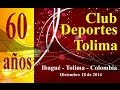 DEPORTES TOLIMA: Una insignia regional
