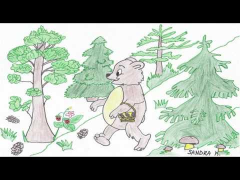 Детские короткие стихи для детей 2-3 лет