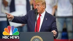 Watch Live: President Donald Trump Holds Campaign Rally In Louisiana | NBC News