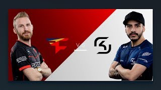 CS:GO - FaZe vs. SK [Overpass] Map 2 - GRAND FINAL - ESL Pro League Season 6 Finals thumbnail