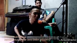 Gambar cover Bermain gitar isi waktu luang EMEK ARYANTO