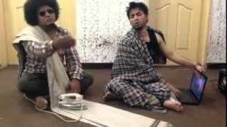 classic mimicry of mazak raat's naseer bhai, jawad ahmad,ata ullah essa khelwi by Yasir and Nasir