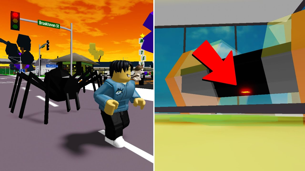 Download Things YOU MISSED In The Roblox Brookhaven 🏡RP HALLOWEEN UPDATE