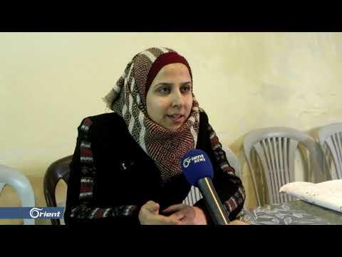 دورات تدريبة لتمكين المرأة في المجال الحقوقي في مدينة كفرتخاريم بإدلب - سوريا  - 16:53-2019 / 1 / 12