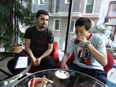 Bilingual Turkish-English talks about Turkish culture (+engl subs !)