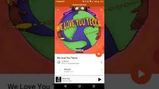 Lil tecca we love you tecca album review