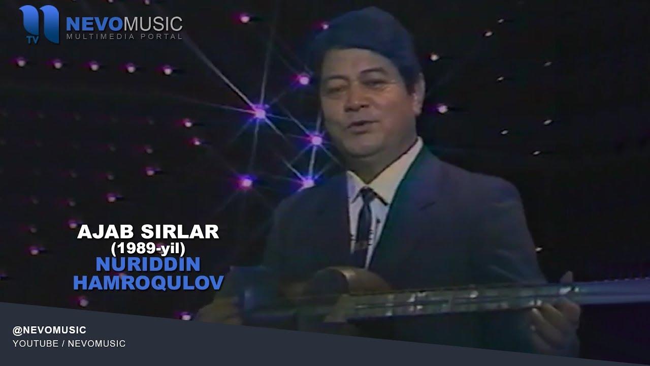 Nuriddin Hamroqulov - Ajab sirlar | Нуриддин Хамрокулов - Ажаб сирлар (1989 yil)