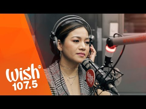 Kyla performs Fix You and Me  on Wish 1075 Bus