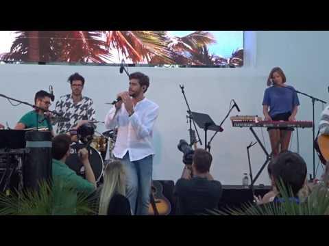 Alvaro Soler - Mi Corazón - 04/07/2016 @ Energy Live Session Bern