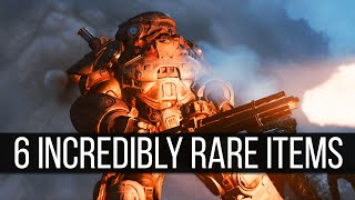 6 Incredibly Rare Items You Probably Missed in Fallout 76