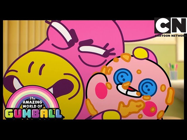 Gumball | The Dreams of Elmore | Cartoon Network