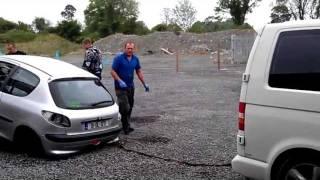 holowanie na parking