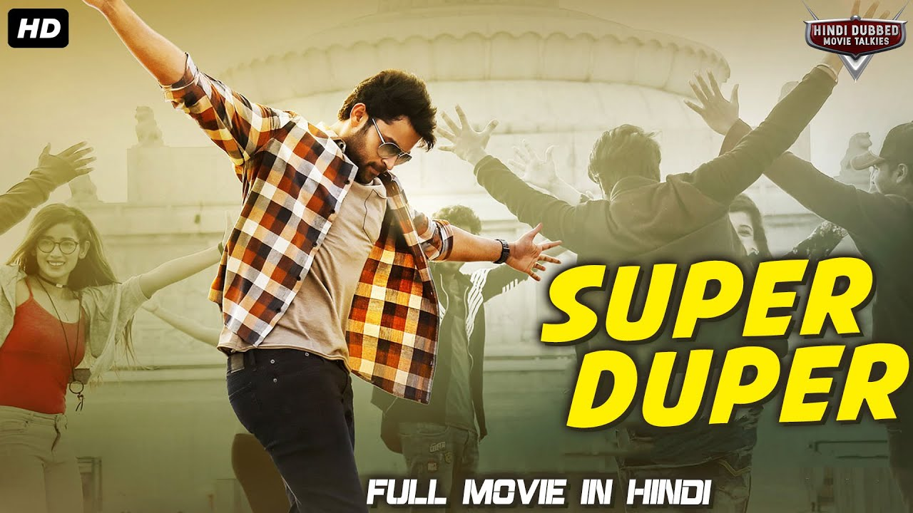 SUPER DUPER Hindi Dubbed Full Action Romantic Movie | South Indian Movies Dubbed In Hindi Full Movie