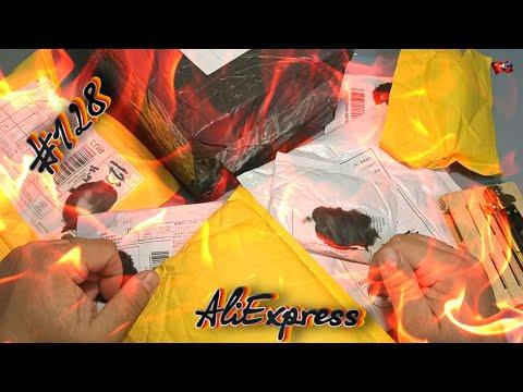 Обзор и распаковка посылок с AliExpress #128